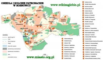 Osiedle Patronackie Ludwik Sosnowiec Wikizaglebie